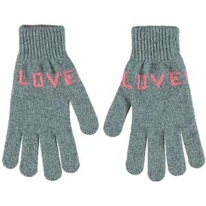 Quinton Chadwick Love Love Gloves in Caspian