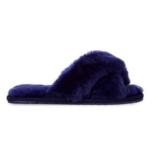 Emu Australia Mayberry Slippers in Midnight
