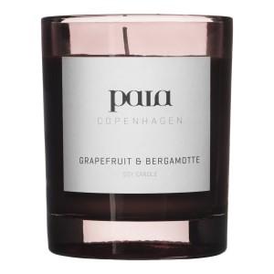 Paia Copenhagen  Grapefruit and Bergamotte Large Candle