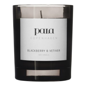 Paia Copenhagen  Blackberry and Vetiver Large Candle