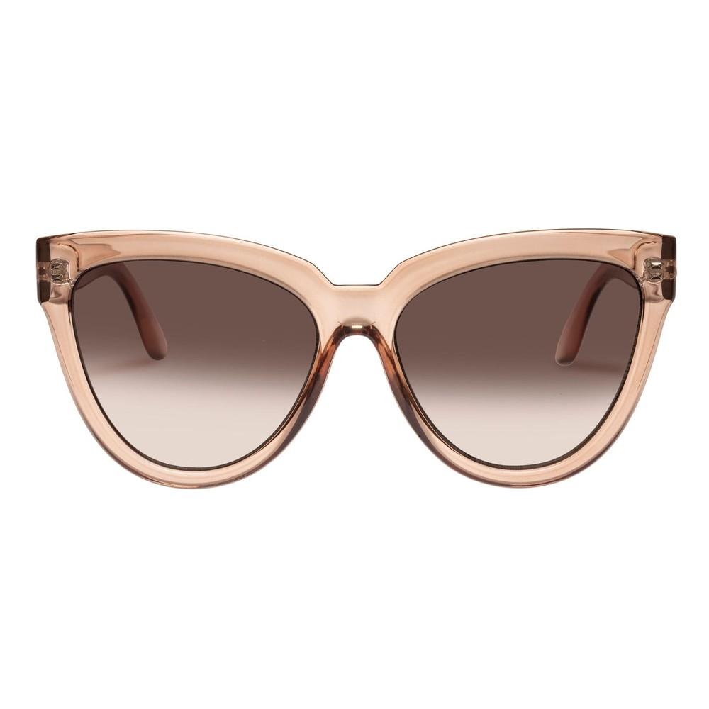 Le Specs Liar Lair Sunglasses in Nougat Camel