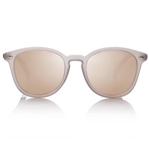 Le Specs Bandwagon Sunglasses in Matte Stone