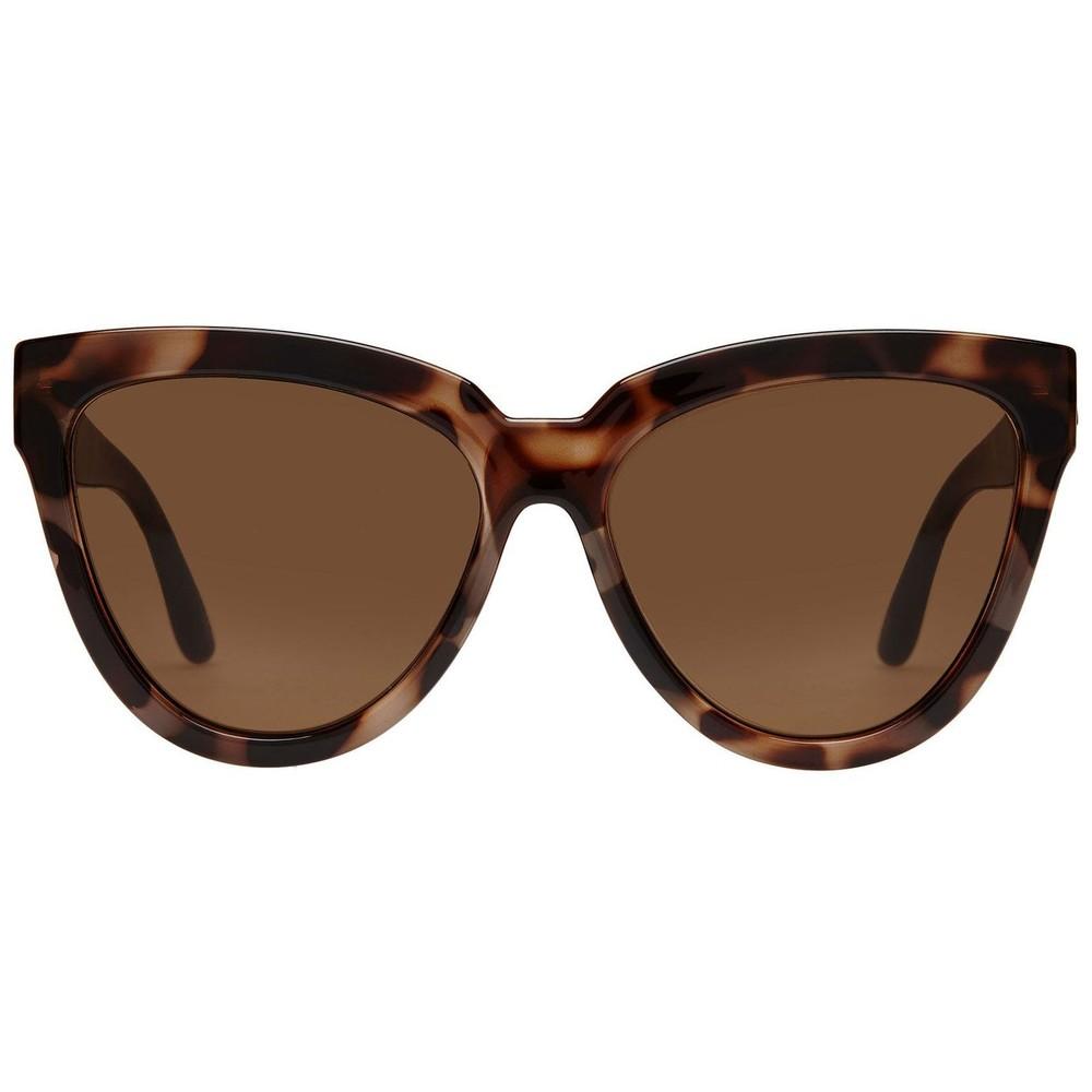 Le Specs Liar Lair Sunglasses Brown