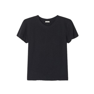 American Vintage Sonoma Short Sleeved T-Shirt in Black