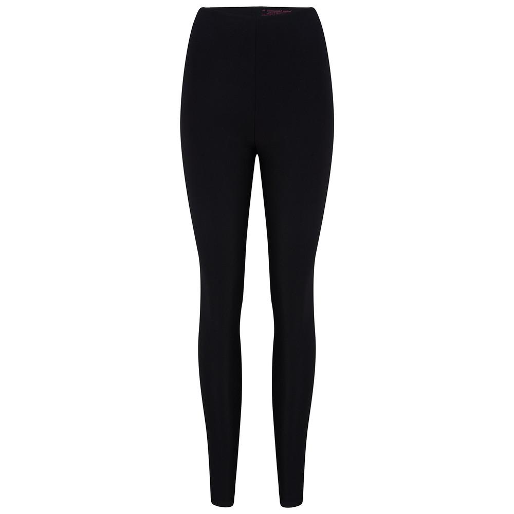 Commando  Perfect Control Jersey Leggings in Black Black