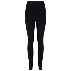 Commando  Velvet Leggings in Black