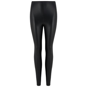 Commando  Faux Leather Leggings in Black