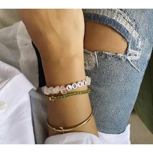 TBalance Love Crystal Healing Bracelet