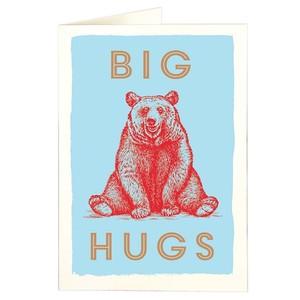 Archivist Big Hugs Card