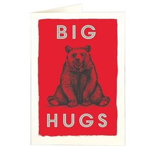 Archivist Big Hugs A5 Cards - Pack of 5