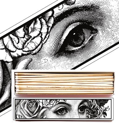 Archivist Wide Eyes Matchbox None
