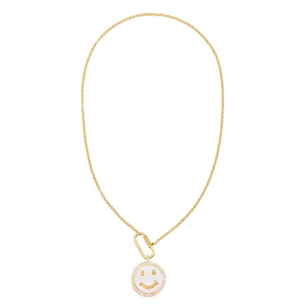 Celeste Starre Rio Necklace Gold