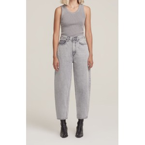 Agolde Balloon Jeans in Alloy