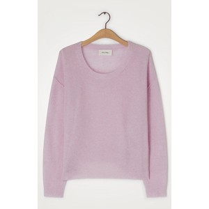 American Vintage Razpark Sweater in Orchid Chine
