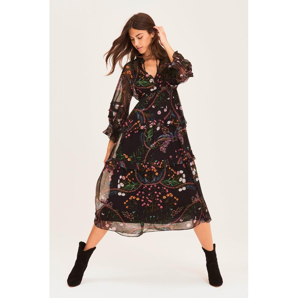 Ba&sh Gigi Dress Black