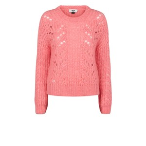 Moliin Fay Jumper in Aurora Pink
