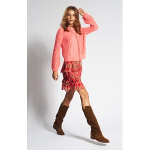 Moliin Grace Jumper in Aurora Pink
