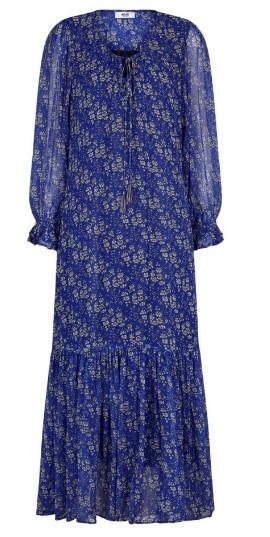 Moliin Asuri Dress in Princess Blue Bright Blue