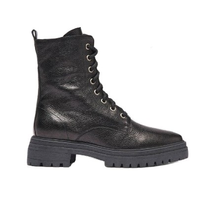 Ba&sh Comy Boots in Black Black