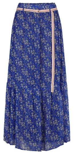 Moliin Erin Skirt in Princess Blue Blue