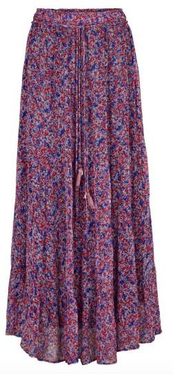 Moliin Vanilla Skirt in Princess Blue Blue