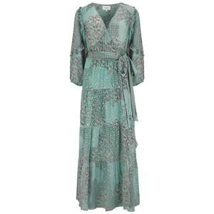 Ba&sh Oriane Dress in Green