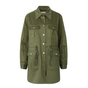 Second Female Isabella Jacket in Olive