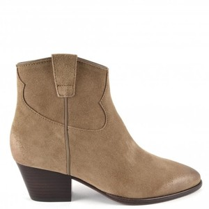 Ash Houston Boots in Brushed Wilde Suede