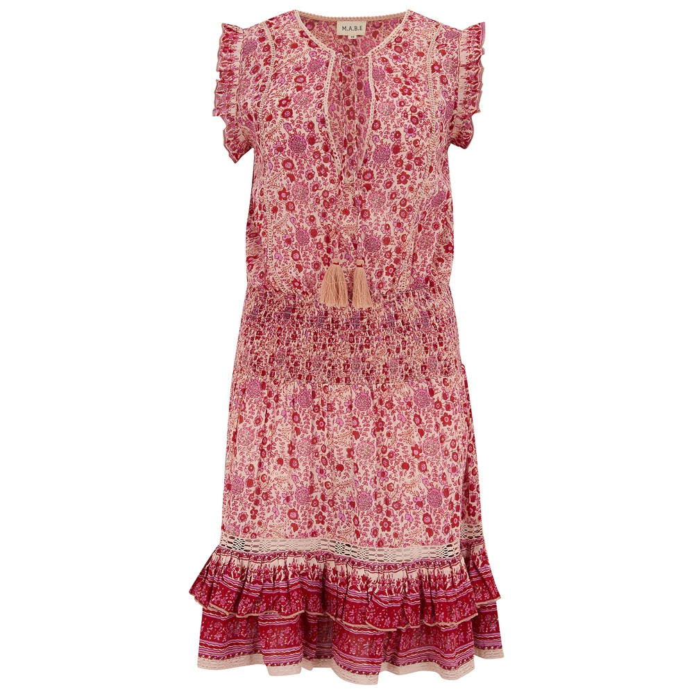 Mabe Ellie Sundress Pink