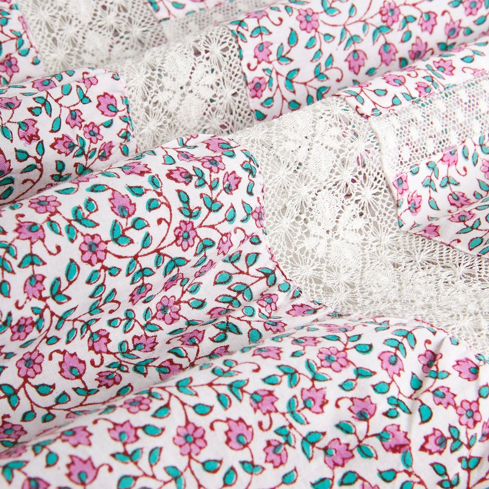 Pink City Prints DItsy Glade Cienna Skirt Multicoloured