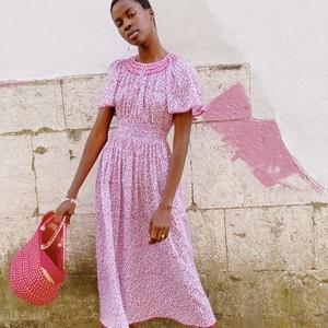 Pink City Prints Tamsin Dress