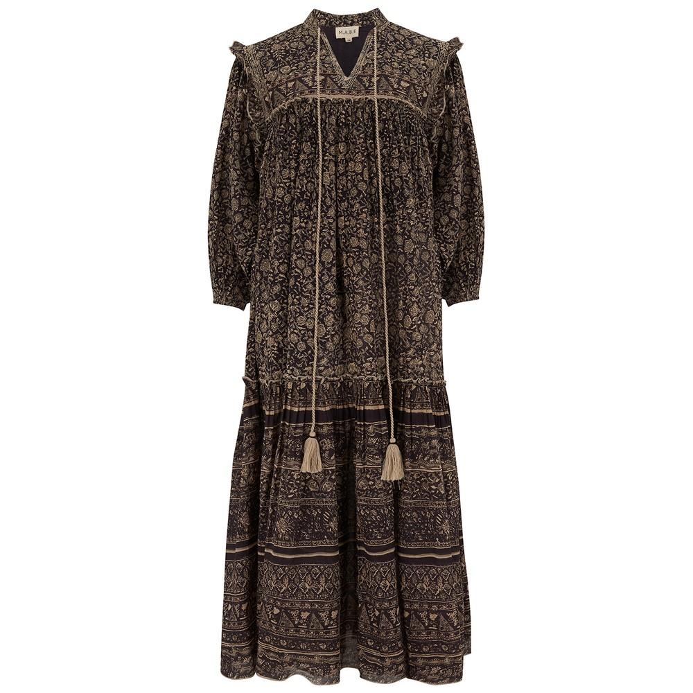 Mabe Farrah Maxi Dress Black