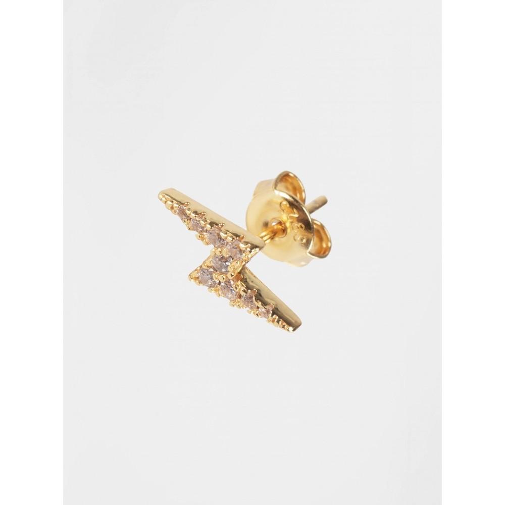 Sofie Schnoor Sofie Earring Stud (Single) Gold