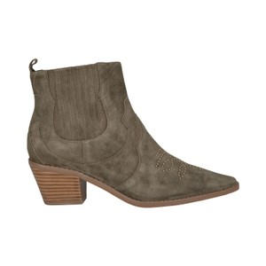 Sofie Schnoor Isja Boots in Army Green