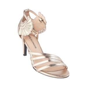 Sofie Schnoor Loucia Metallic Heels