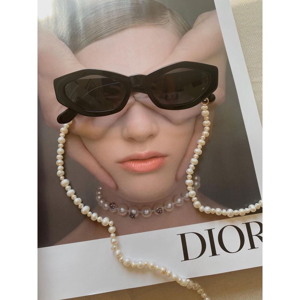 Talis Chains Freshwater Pearl Sunglasses Chain None