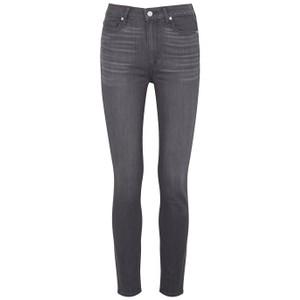 Paige Hoxton Skinny Jeans in Grey Peaks