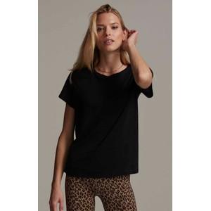 Varley Tilden 2.0 Tee Shirt in Black