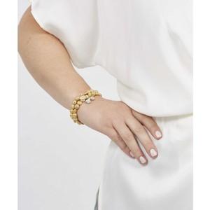 Ashiana Goa Bracelet in White
