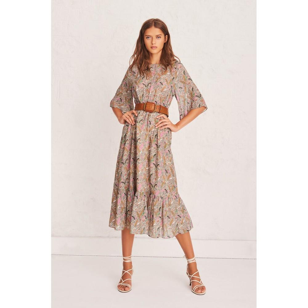 Ba&sh Jami Dress Multicoloured