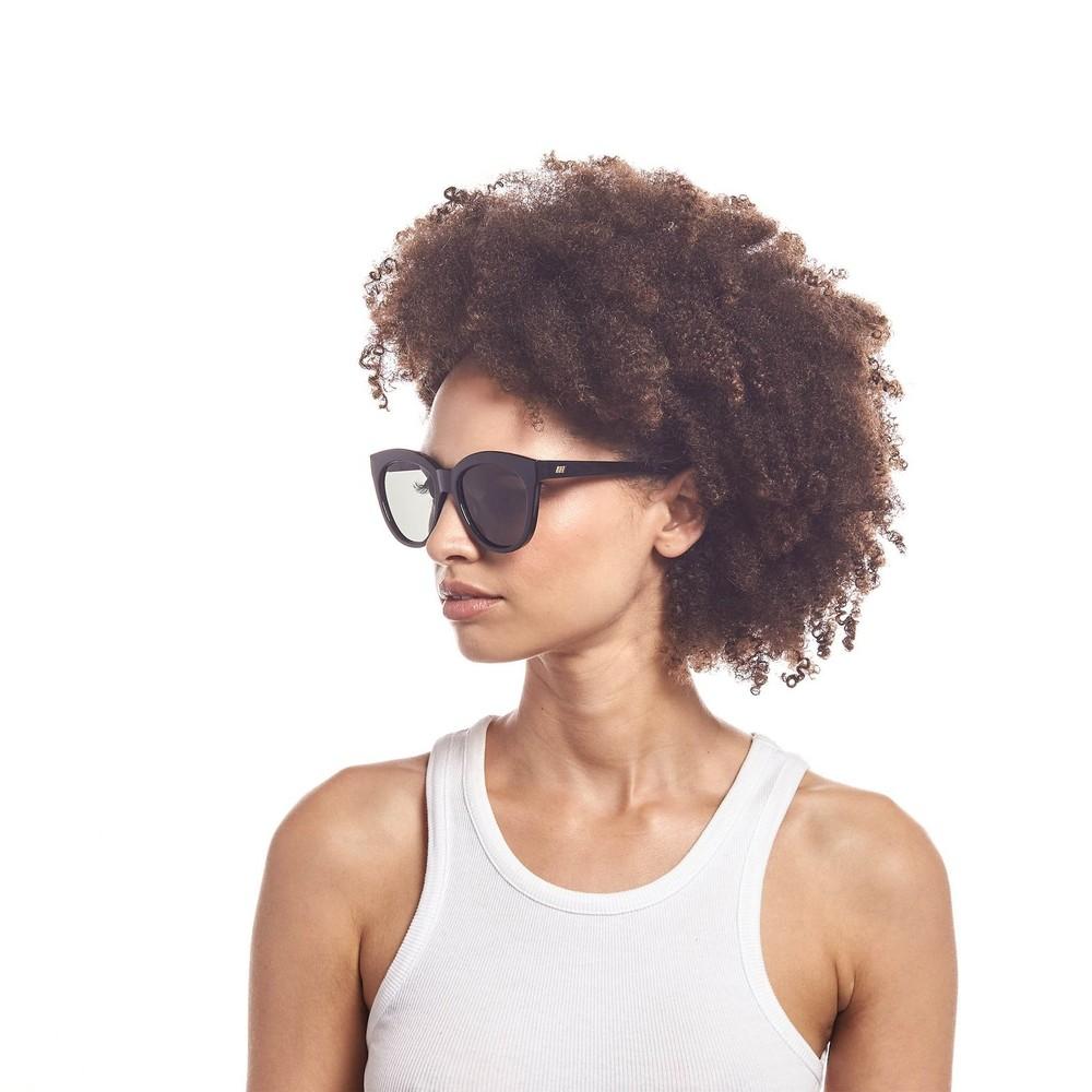 Le Specs Resumption Sunglasses Black