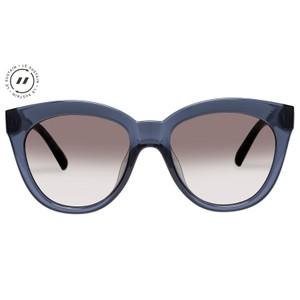 Le Specs Resumption Sunglasses in Midnight