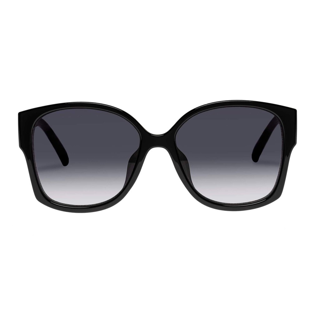 Le Specs Athena Sunglasses in Black Black