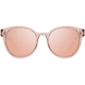Le Specs Paramount in Milky Tort in Natural
