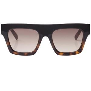 Le Specs Subdimension Sunglasses in Black Tort