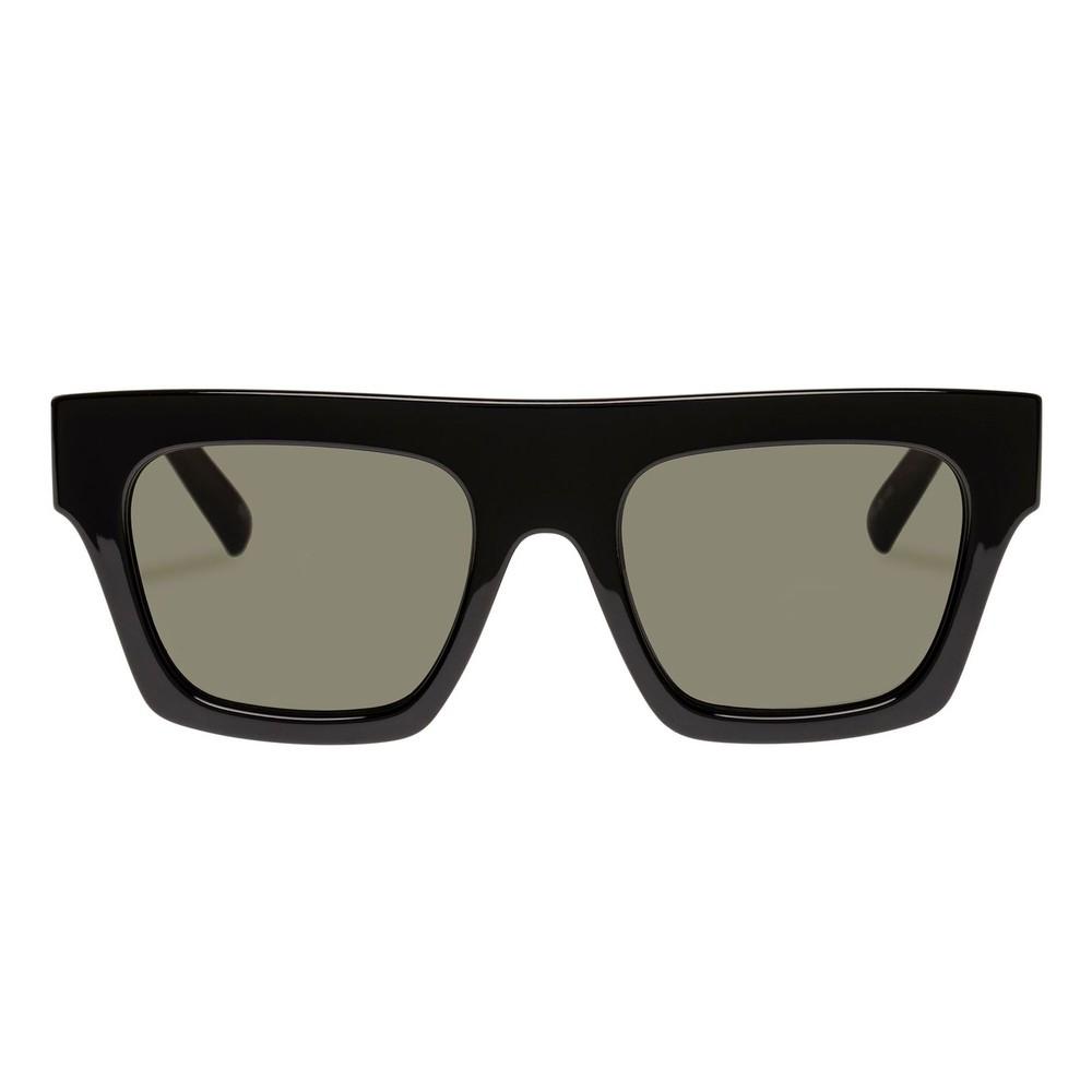 Le Specs Subdimension Sunglasses in Black Black