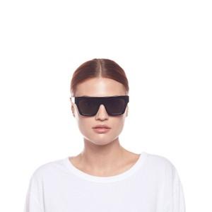 Le Specs Subdimension Sunglasses in Black
