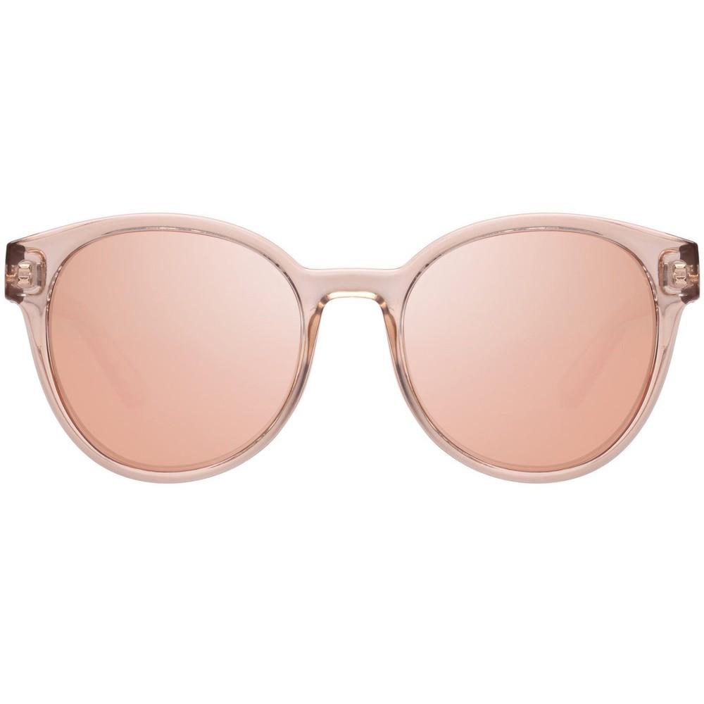 Le Specs Paramount Sunglasses in Tan Camel
