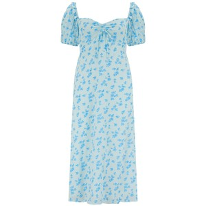 Faithfull The Brand Juniper Midi Dress in Rocha Floral