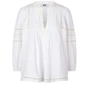 Moliin Jasmine Blouse in White
